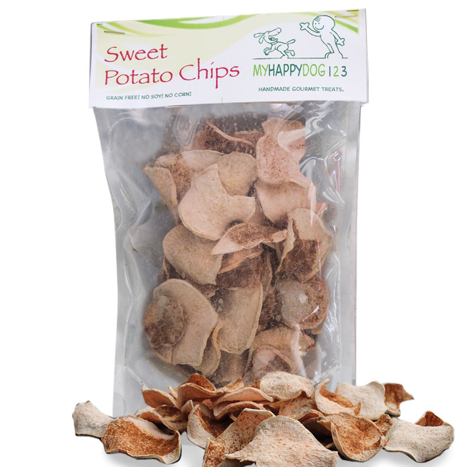 Sweet-Potato-Chips-Dog-Treats