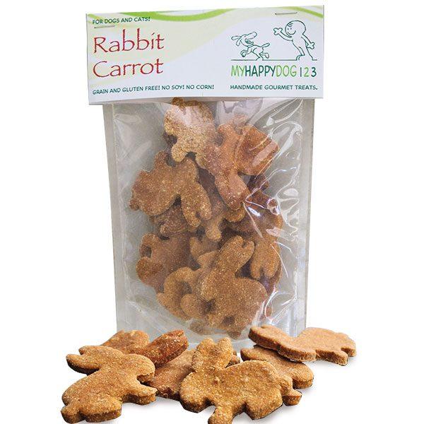Rabbit-Carrot-Dog-Treats